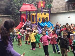 China preschool