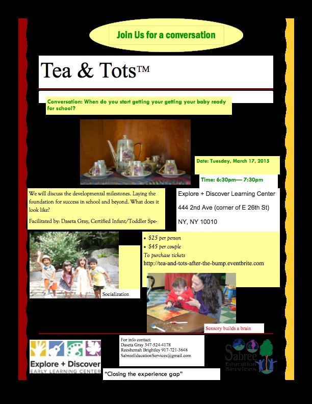 Tea-Tots